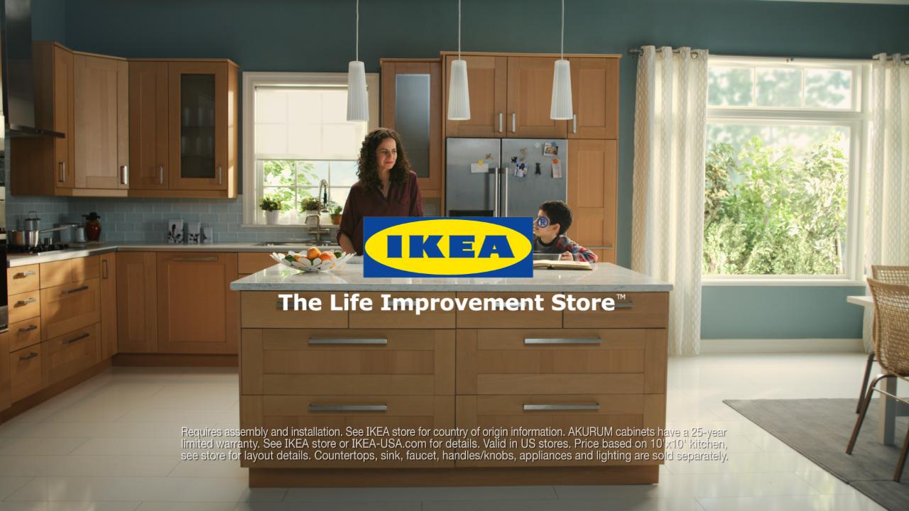IKEA US Kitchen – Digital Ray Productions