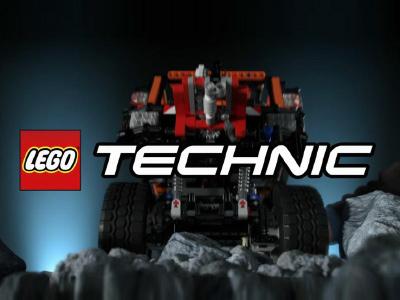 LEGO Technic Unimog